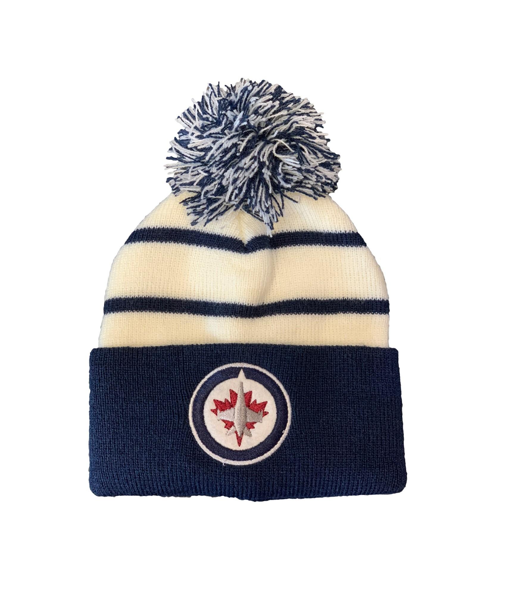 NHL Winnipeg Jets Retro Toque Bērnu Ziemas Cepure