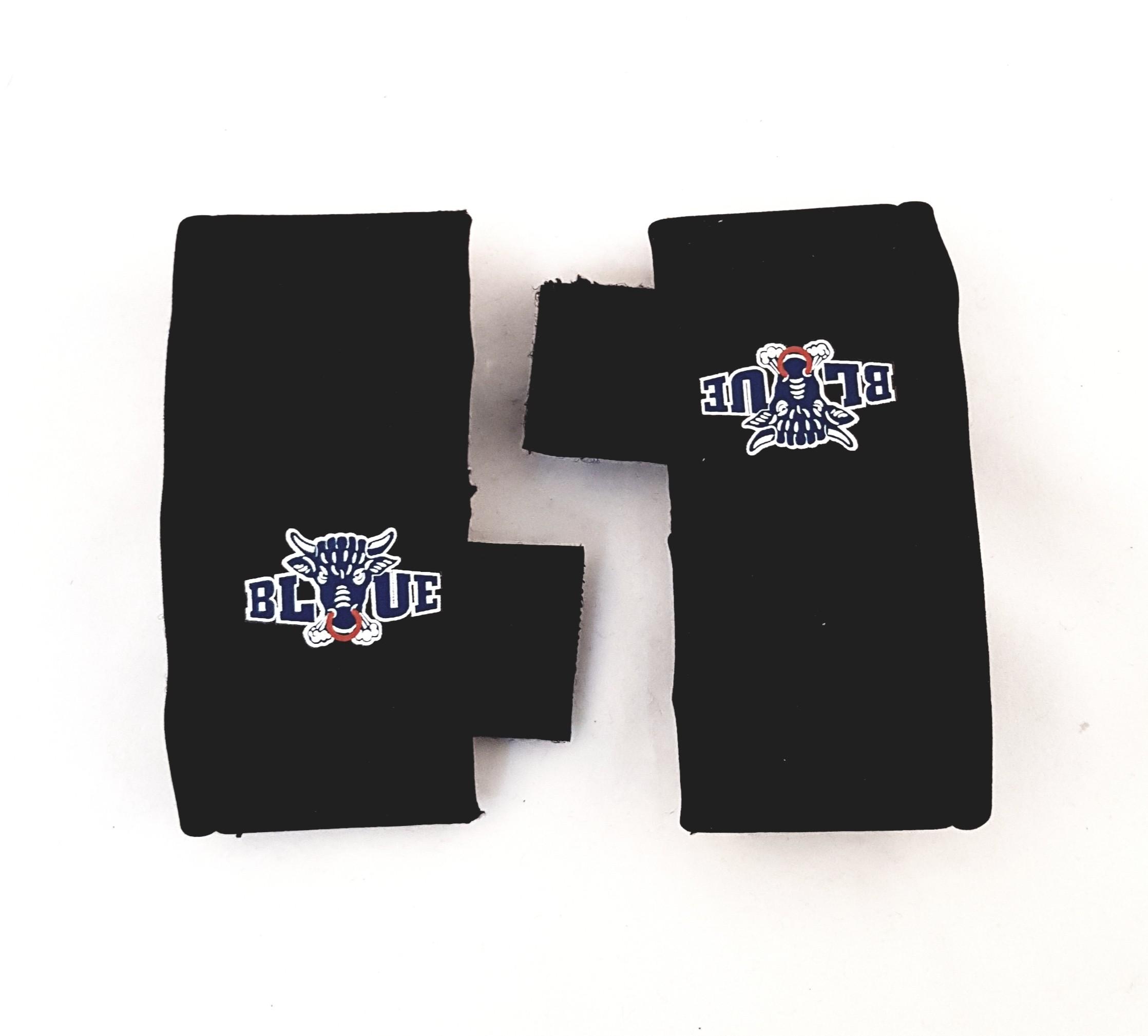 BLUE Professional Apakšdelma Aizsargs ar Velcro Aizdari