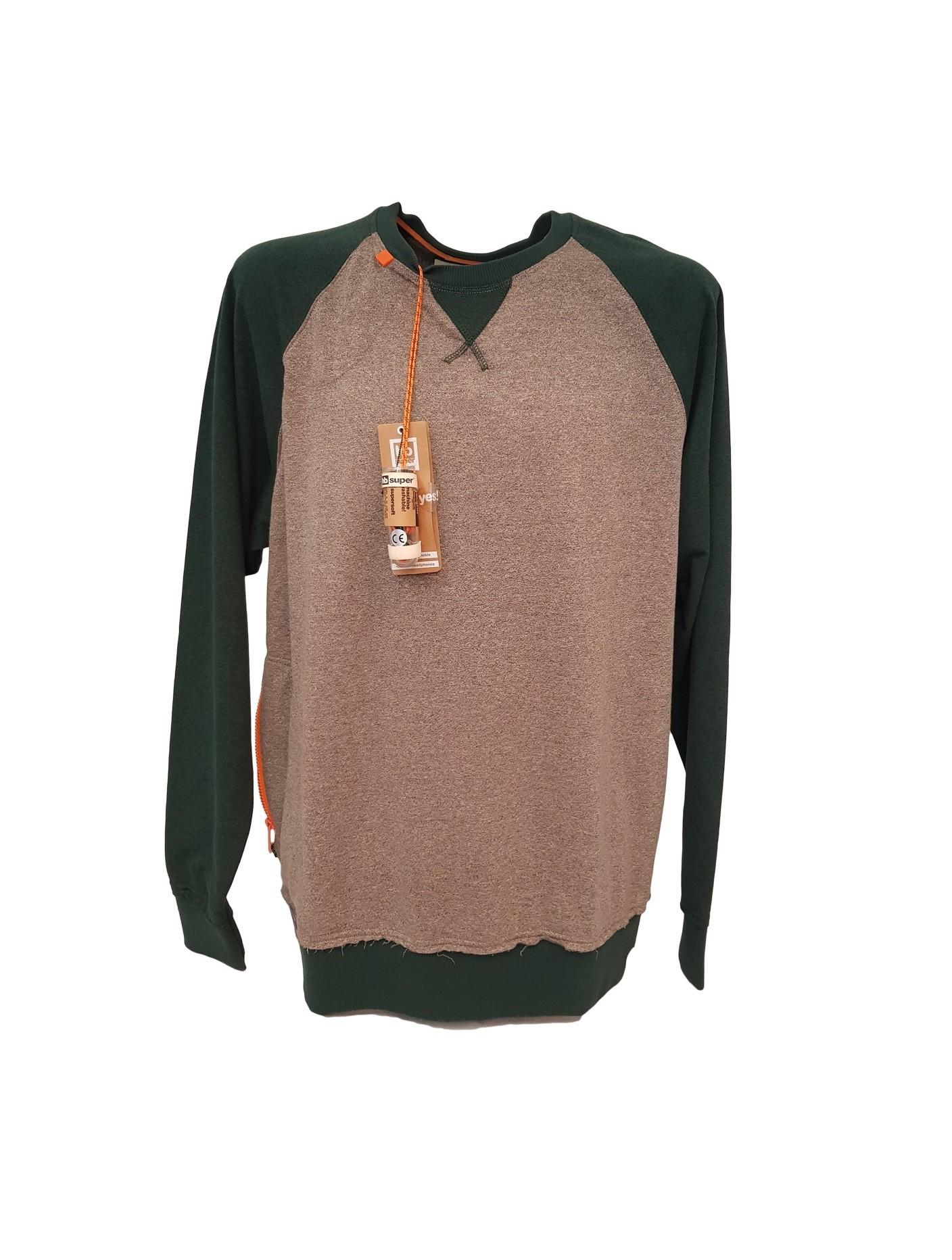 HOODIE BUDDIE Pieaugušo Džemperis #1