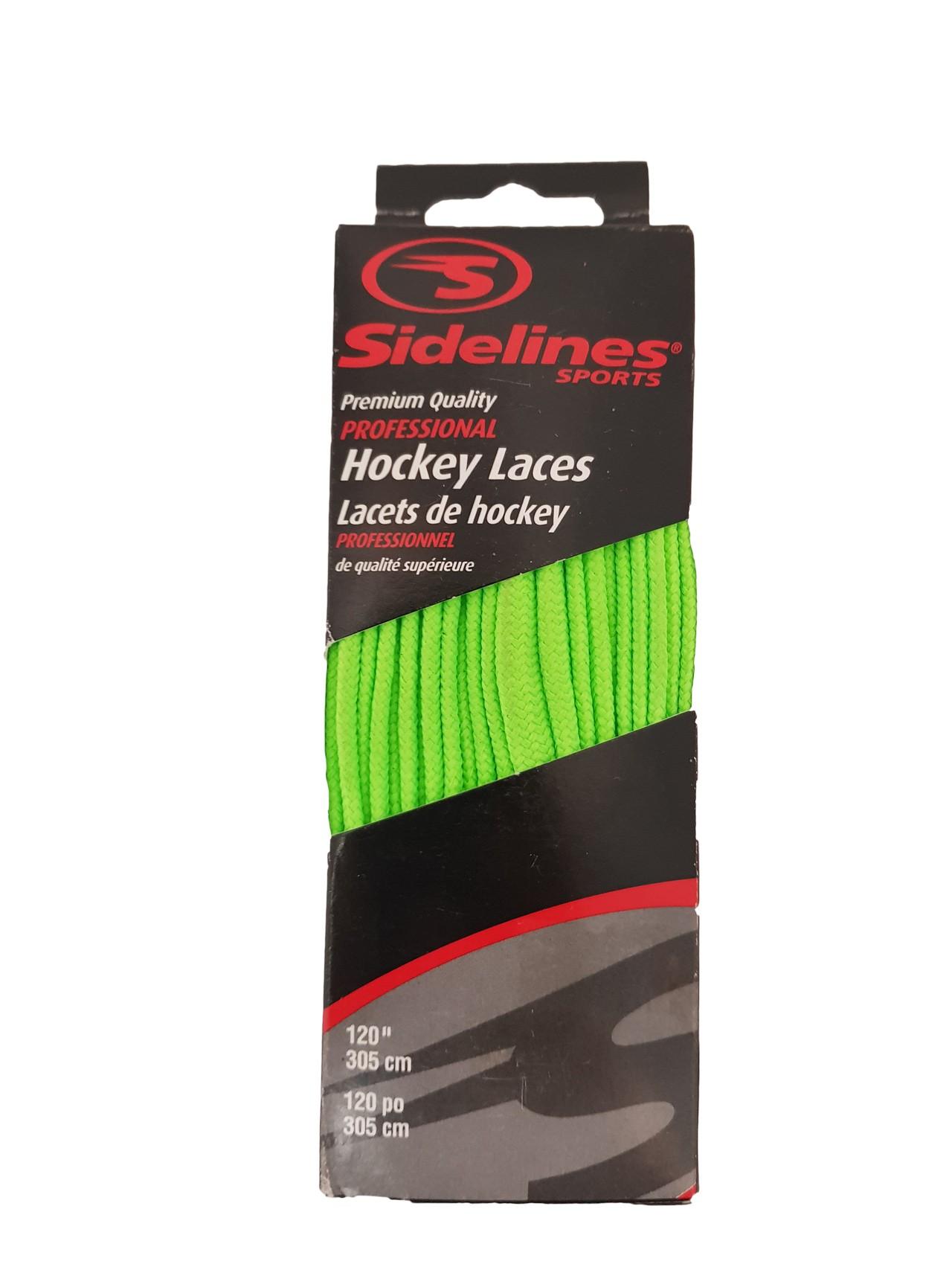 SIDELINES Hokeja Slidu Šņores