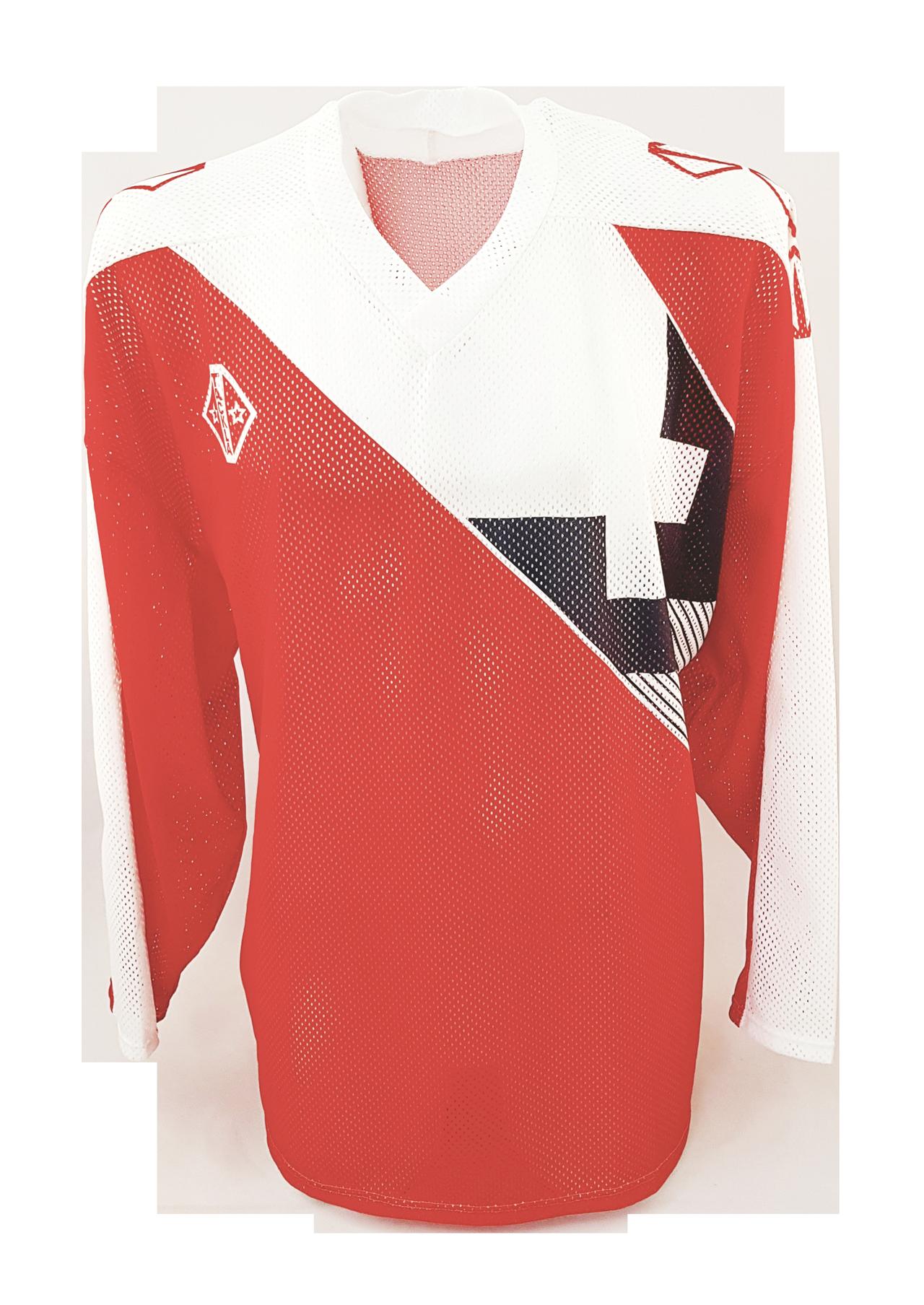 TACKLA Team Switzerland Pieaugušo Spēļu Krekls