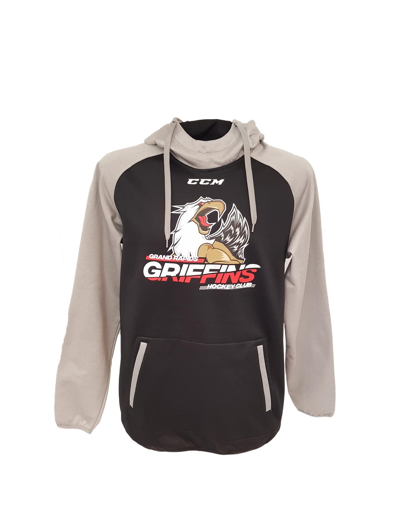CCM Grand Rapid Griffins Hockey Club Pieaugušo Džemperis