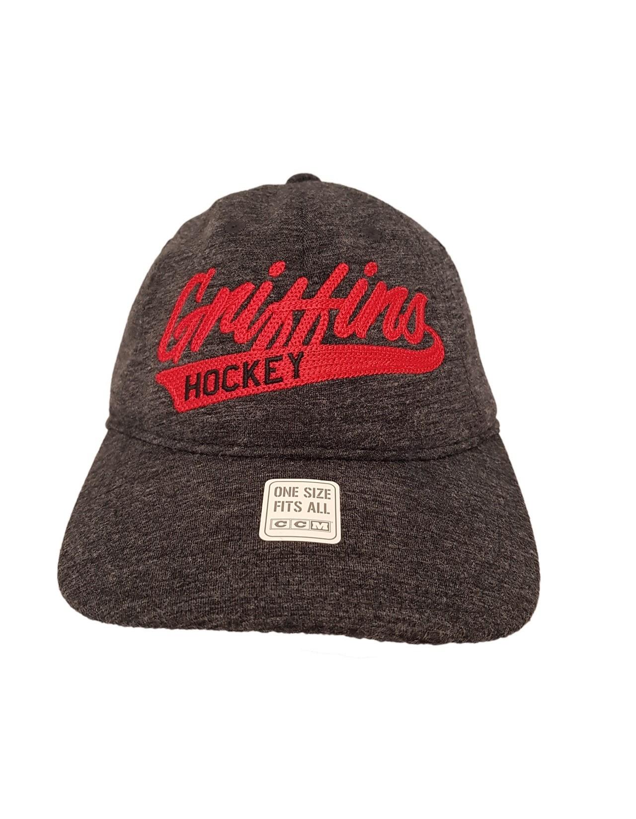 CCM Griffins Hockey Slouch Adjustable Vasaras Cepure