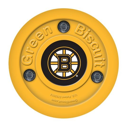 GREEN BISCUIT Boston Bruins Off Ice Treniņu Ripa