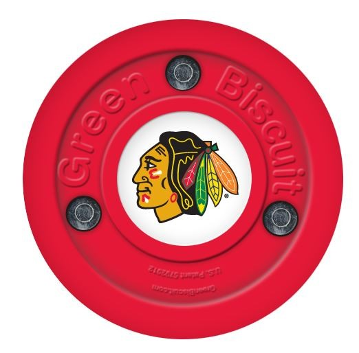 GREEN BISCUIT Chicago Blackhawks Off Ice Treniņu Ripa
