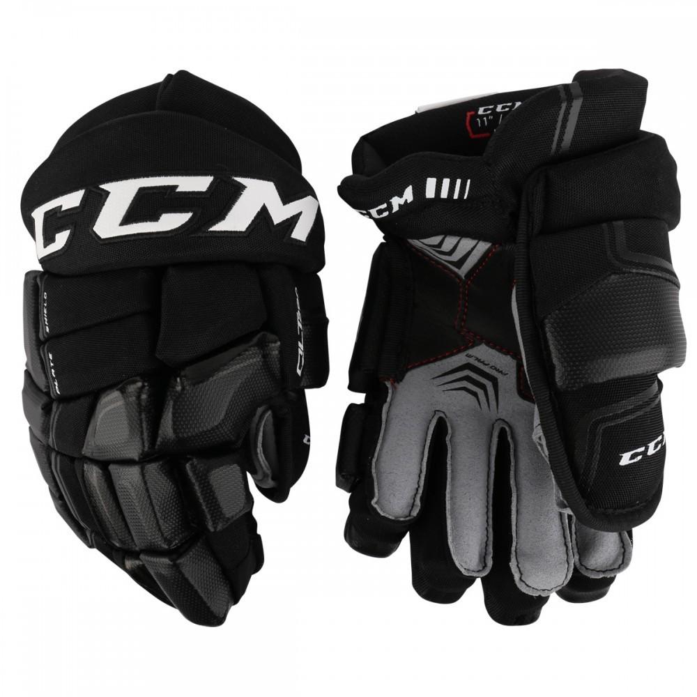 CCM QuickLite QLT 290 Junioru Hokeja Cimdi