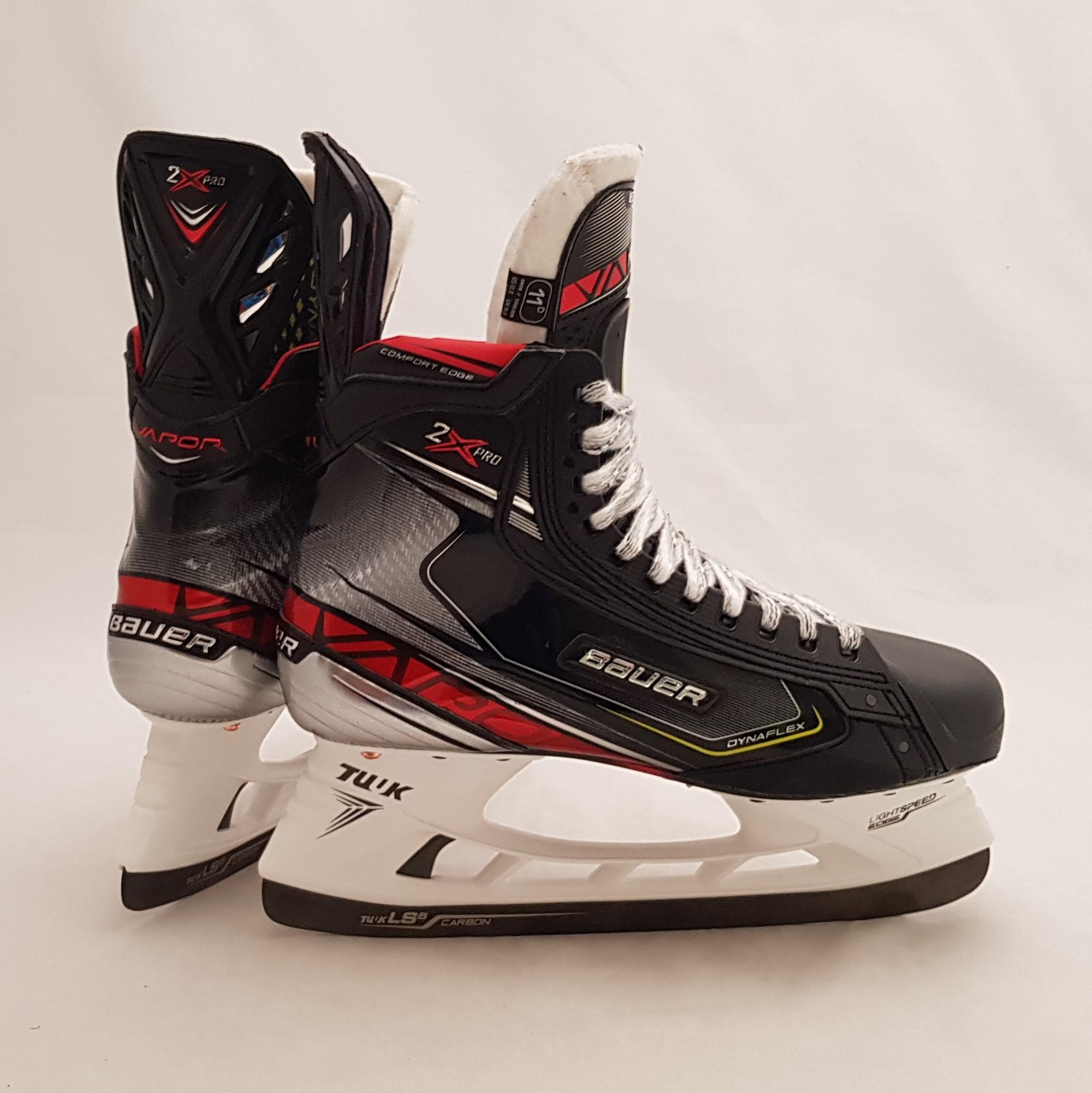 Demo BAUER Vapor 2X Pro S19 Junioru Hokeja Slidas