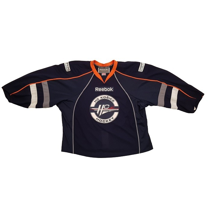 REEBOK HC Košice Champions Hockey League Authentic Pieaugušo Vārtsarga Hokeja Krekls