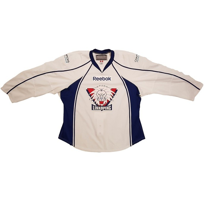 REEBOK Linkoping Champions Hockey League Authentic Pieaugušo Hokeja Krekls