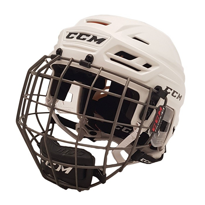 Demo CCM Tacks 710 Hokeja Ķivere ar Režģi