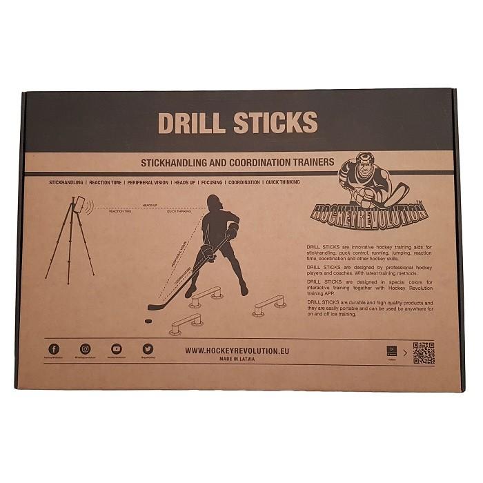 Drill Sticks Nūjas Tehnikas Trenažieris