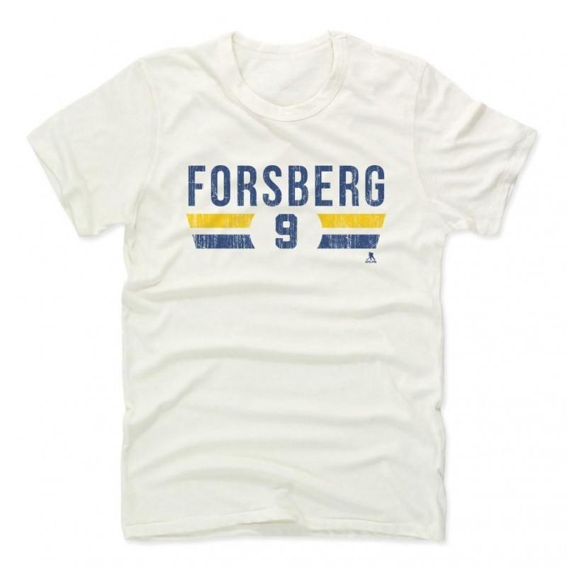 500 LEVEL Forsberg Pieaugušo T-Krekls