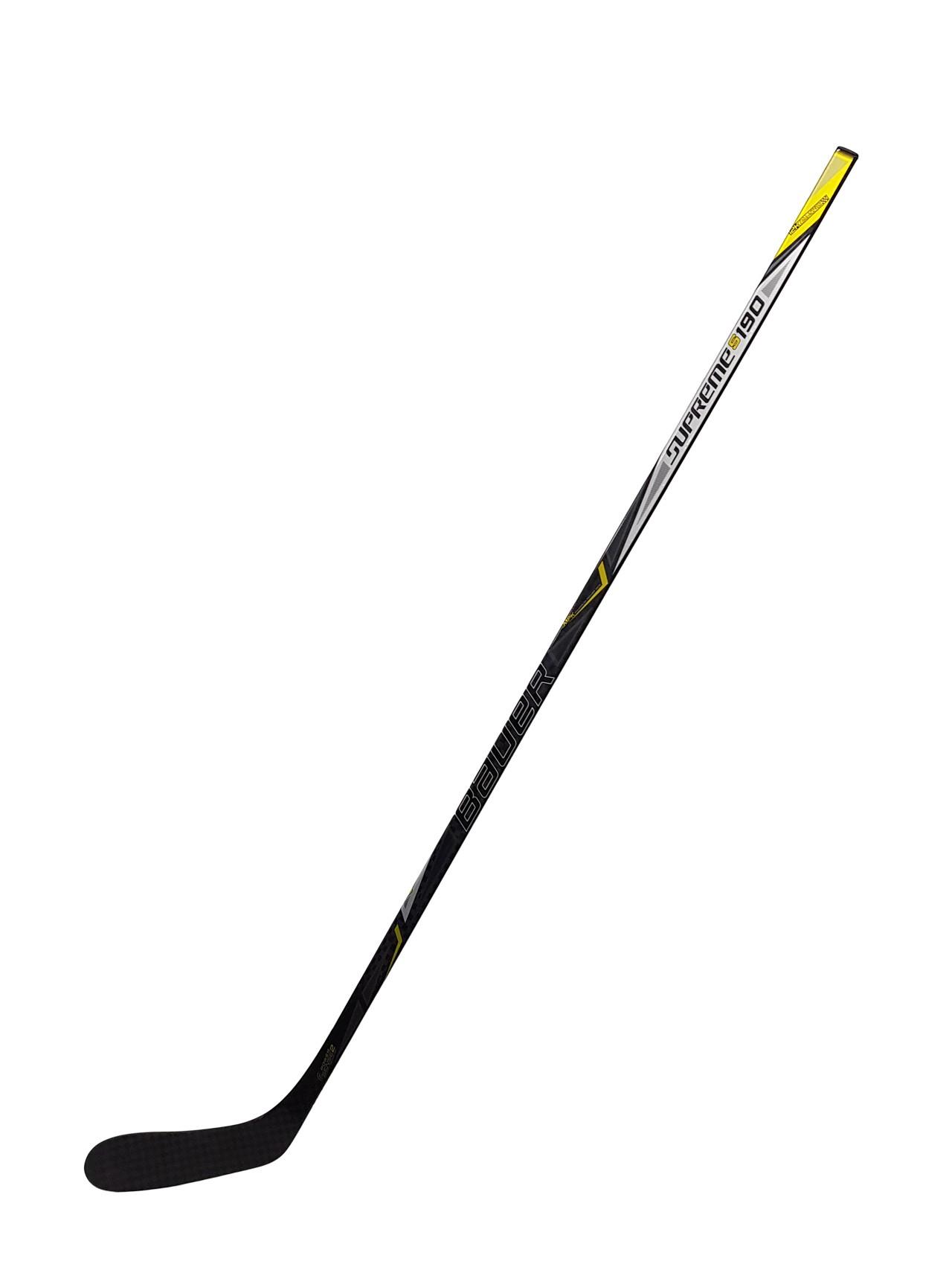 BAUER Supreme S190 S17 Pieaugušo Hokeja Nūja