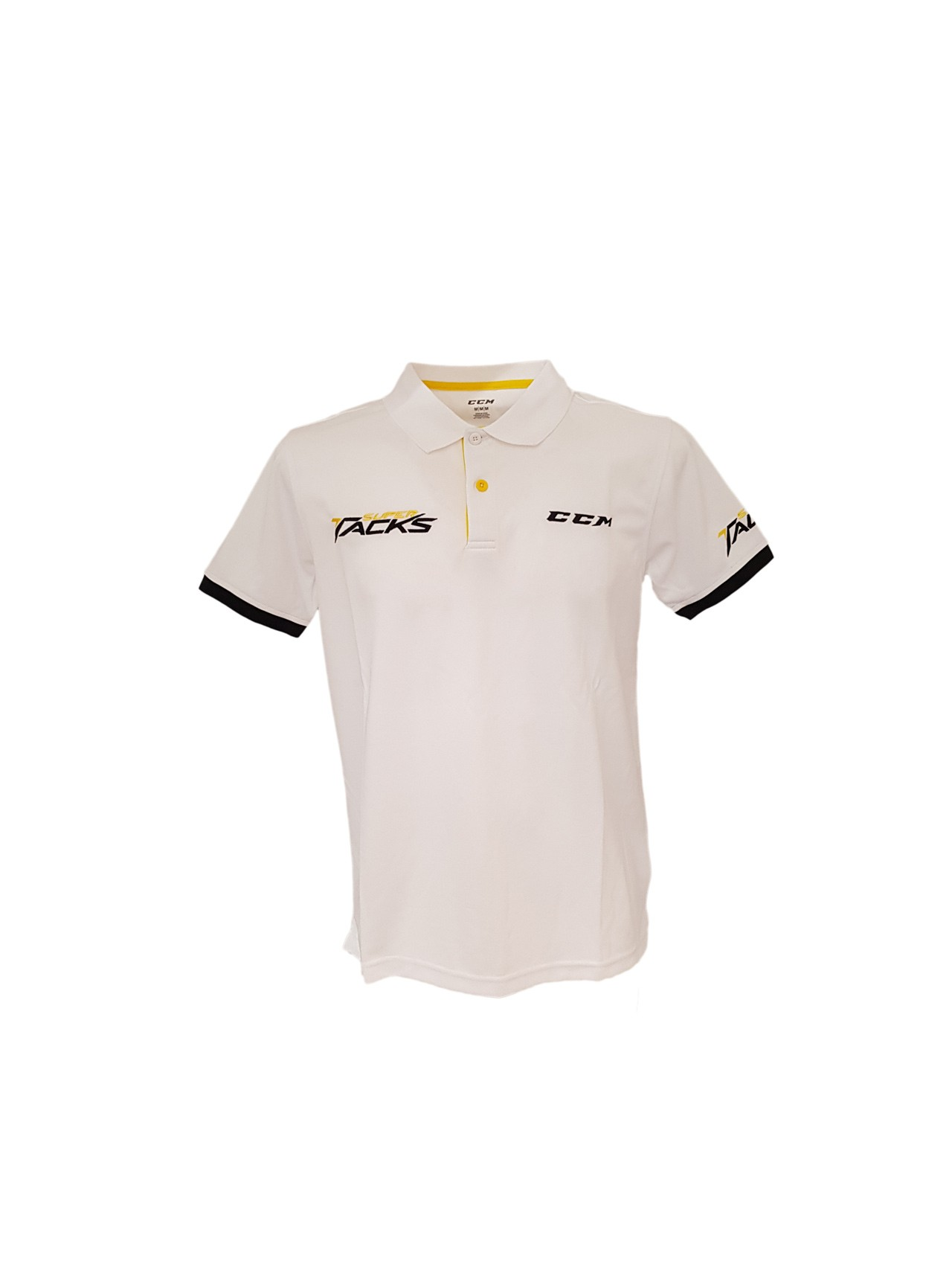 CCM Super Tacks Staff Pieaugušo Polo Krekls