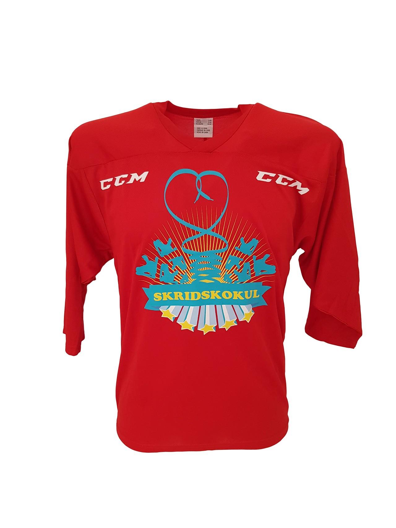 CCM 10200 Bendija Bērnu Treniņu Krekls