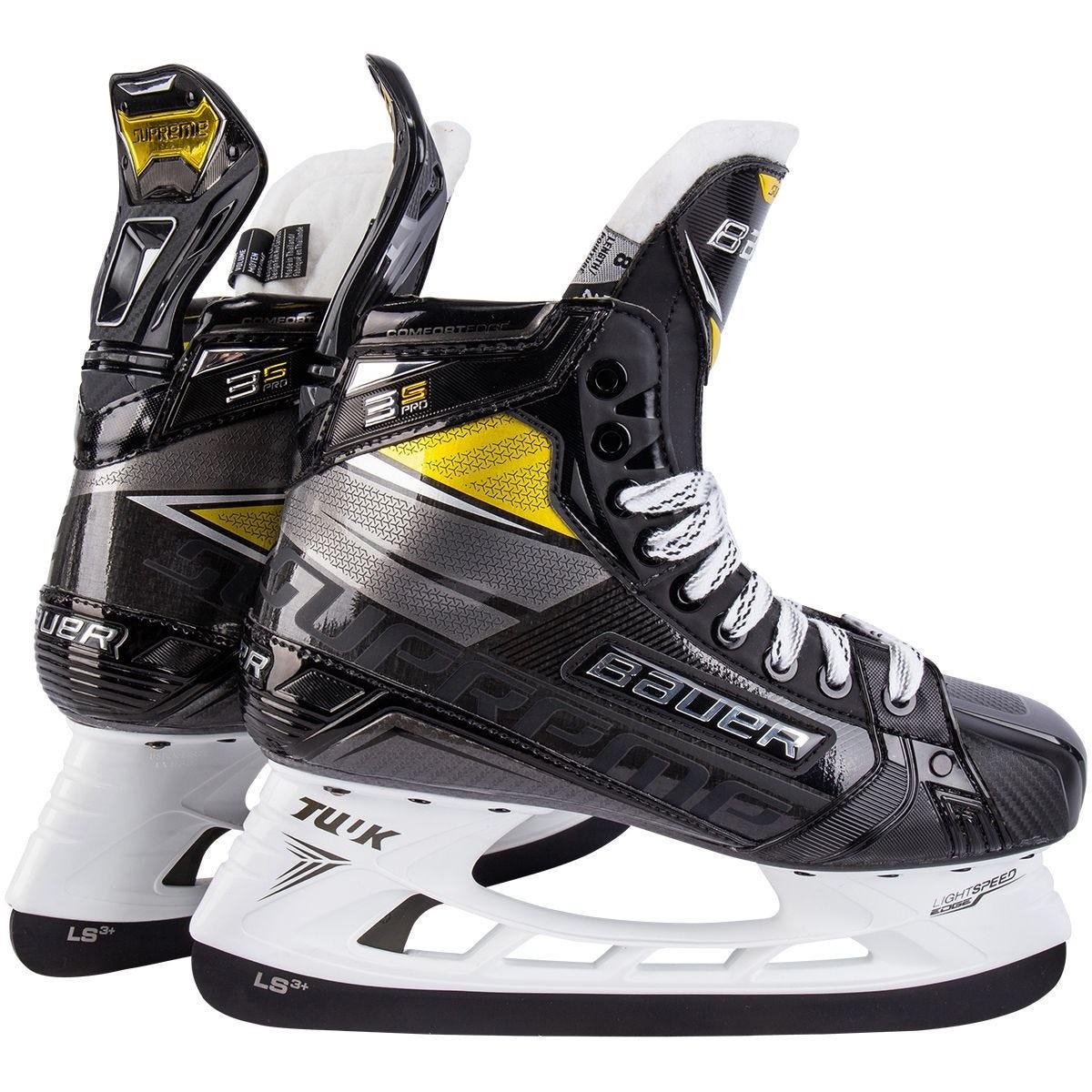 BAUER Supreme 3S Pro S20 Junioru Hokeja Slidas
