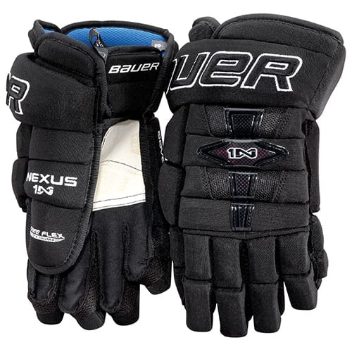 BAUER Nexus 1N Pieaugušo Hokeja Cimdi