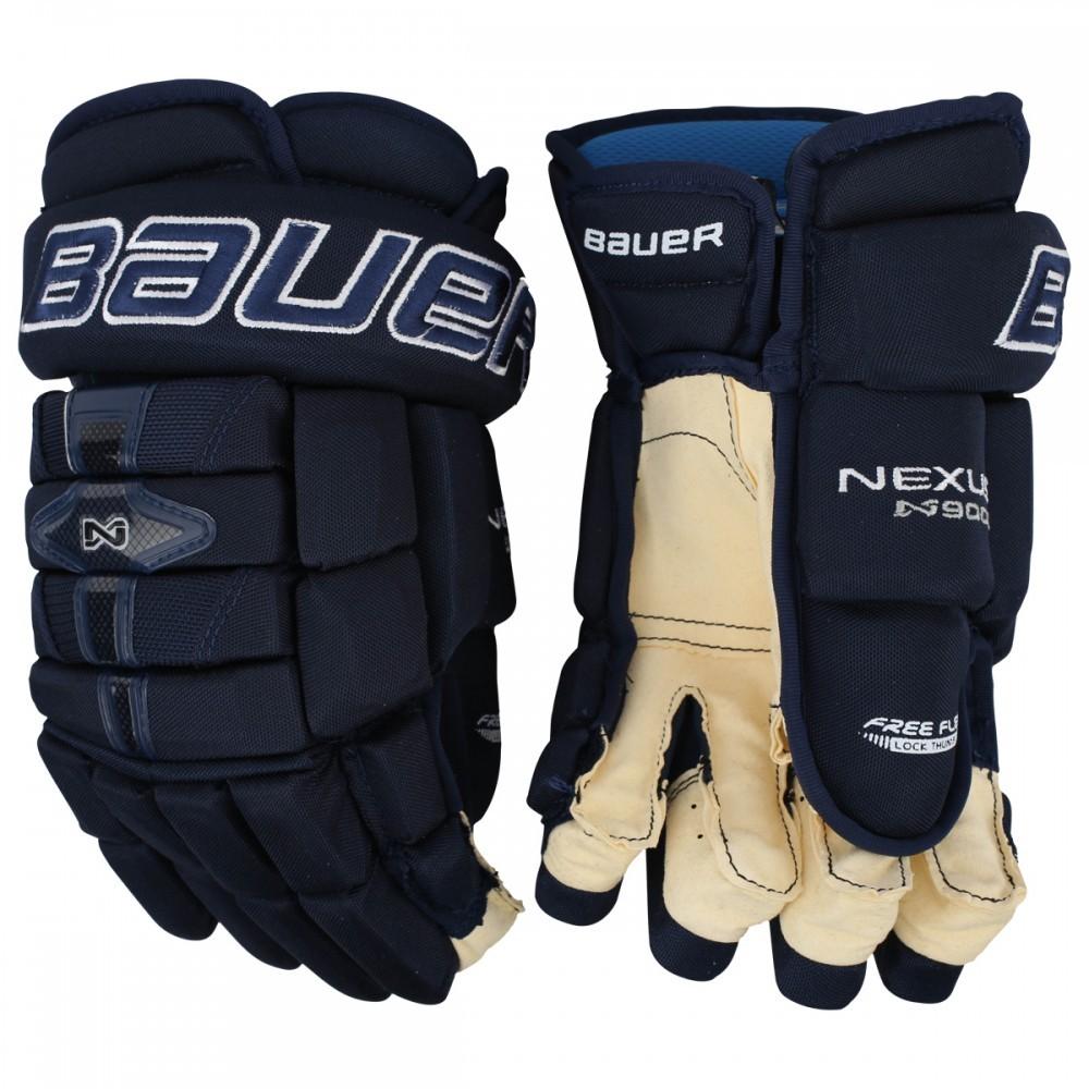 BAUER Nexus N9000 Pieaugušo Hokeja Cimdi