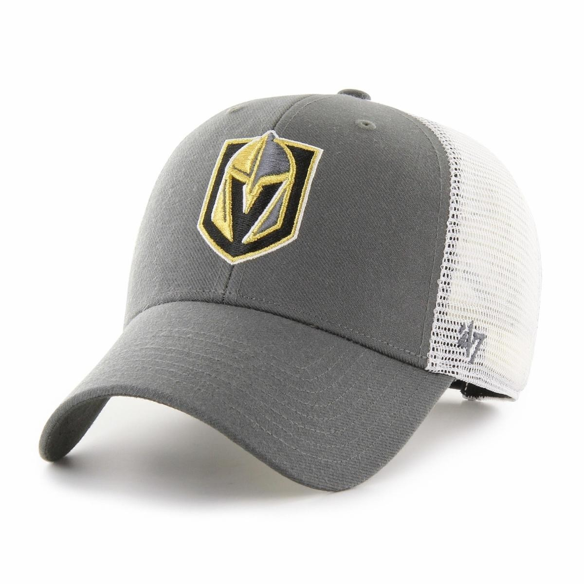 BRAND 47 Las Vegas Golden Knights Malvern MVP Adjustable Strapback Vasaras Cepure