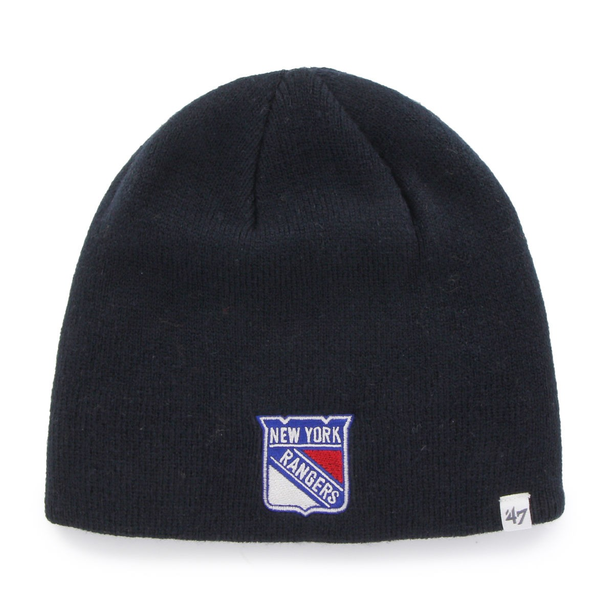 BRAND 47 New York Rangers Beanie Ziemas Cepure