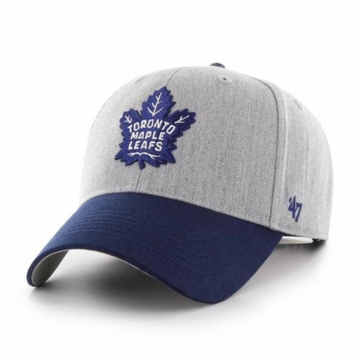 BRAND 47 Toronto Maple Leafs Palomino TT Adjustable Snapback Vasaras Cepure