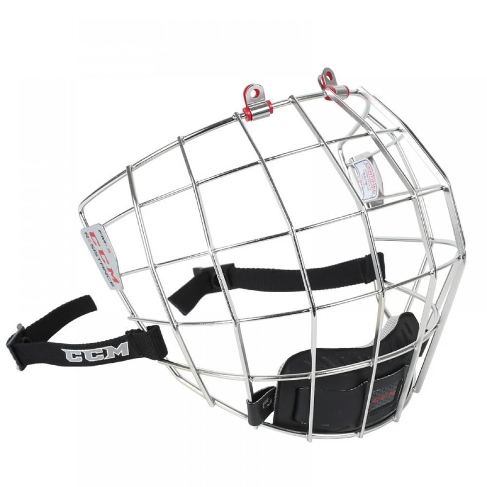 CCM Resistance 300 Pieaugušo Hokeja Ķiveres Režģis