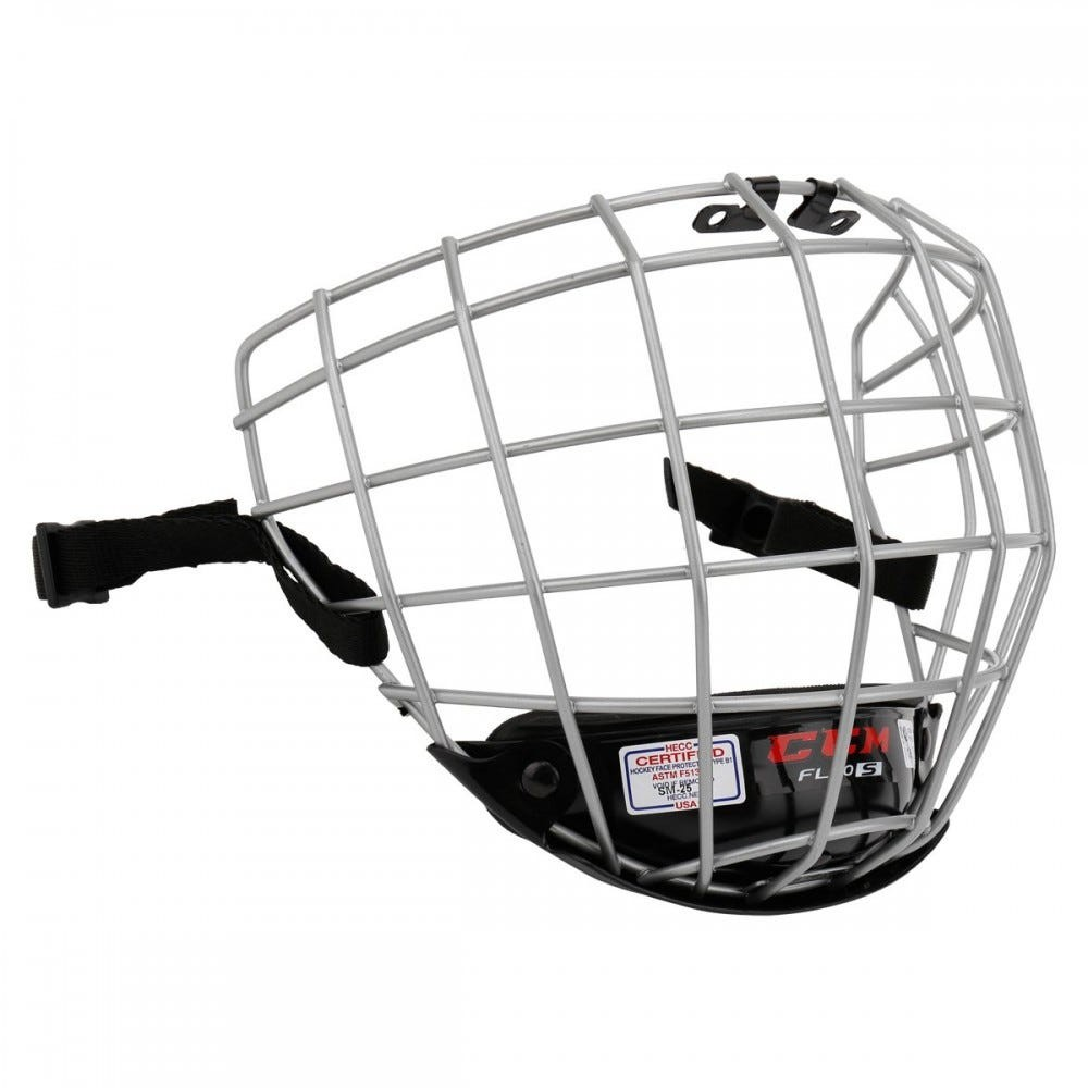 CCM Fitlite 40 Hokeja Ķiveres Režģis