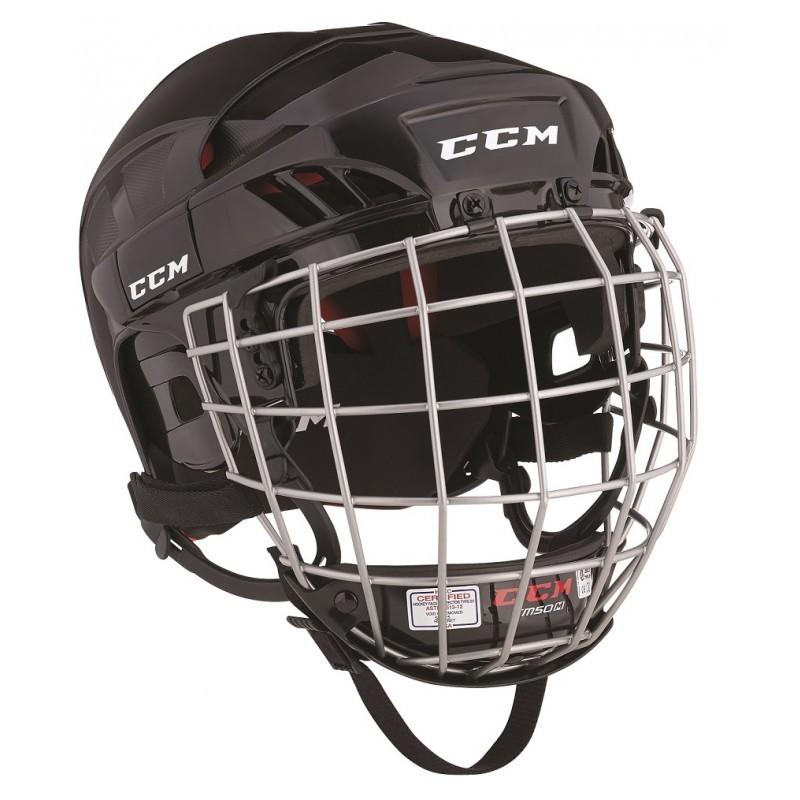CCM FM50 Hokeja Ķivere ar Režģi
