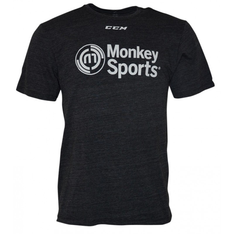 CCM Logo Tee Junioru T-Krekls