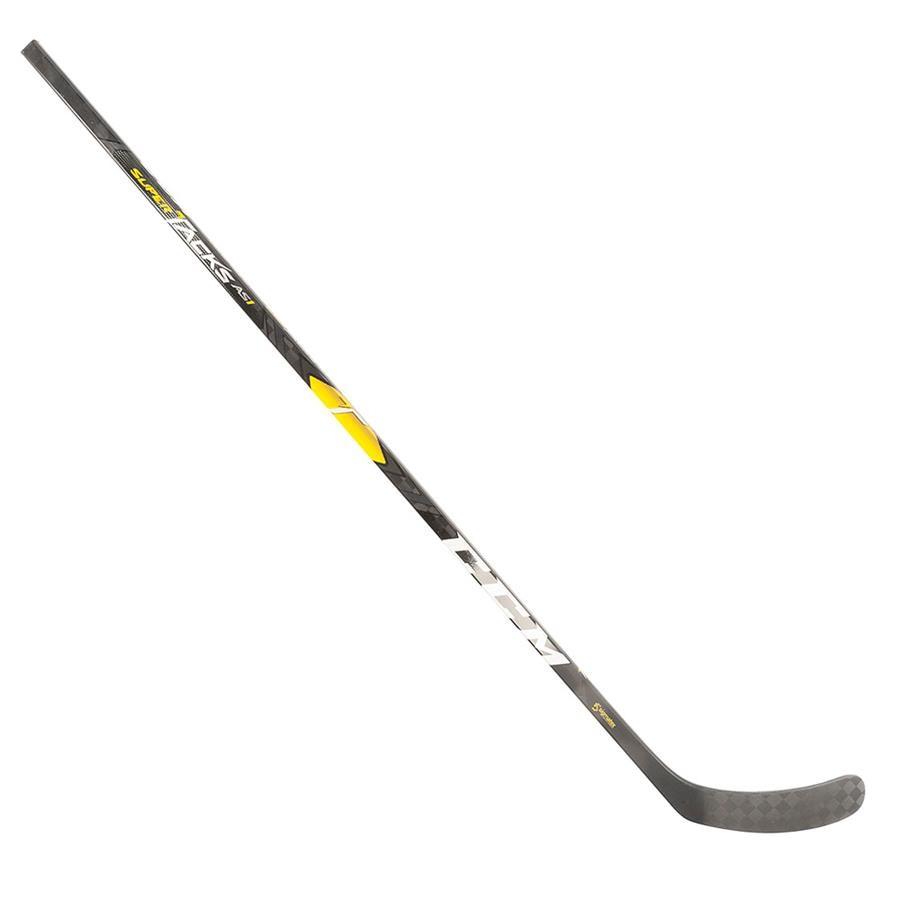 CCM Super Tacks AS1 Pieaugušo Hokeja Nūja