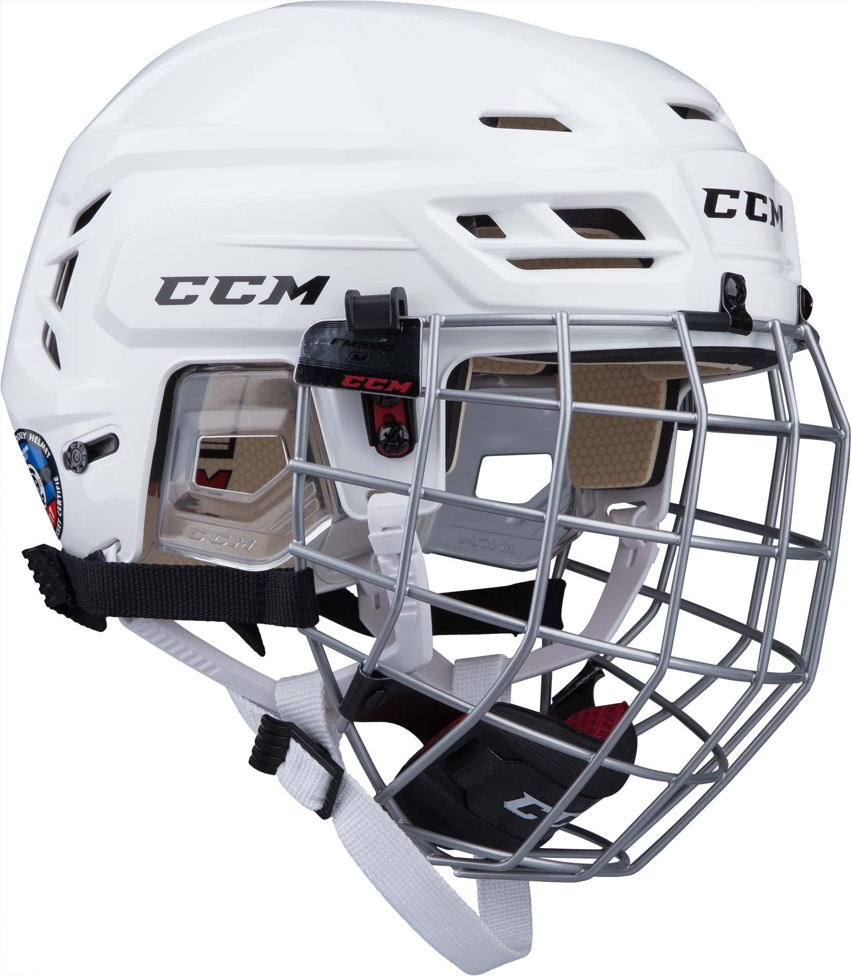 CCM Tacks 110 Hokeja Ķivere ar Režģi