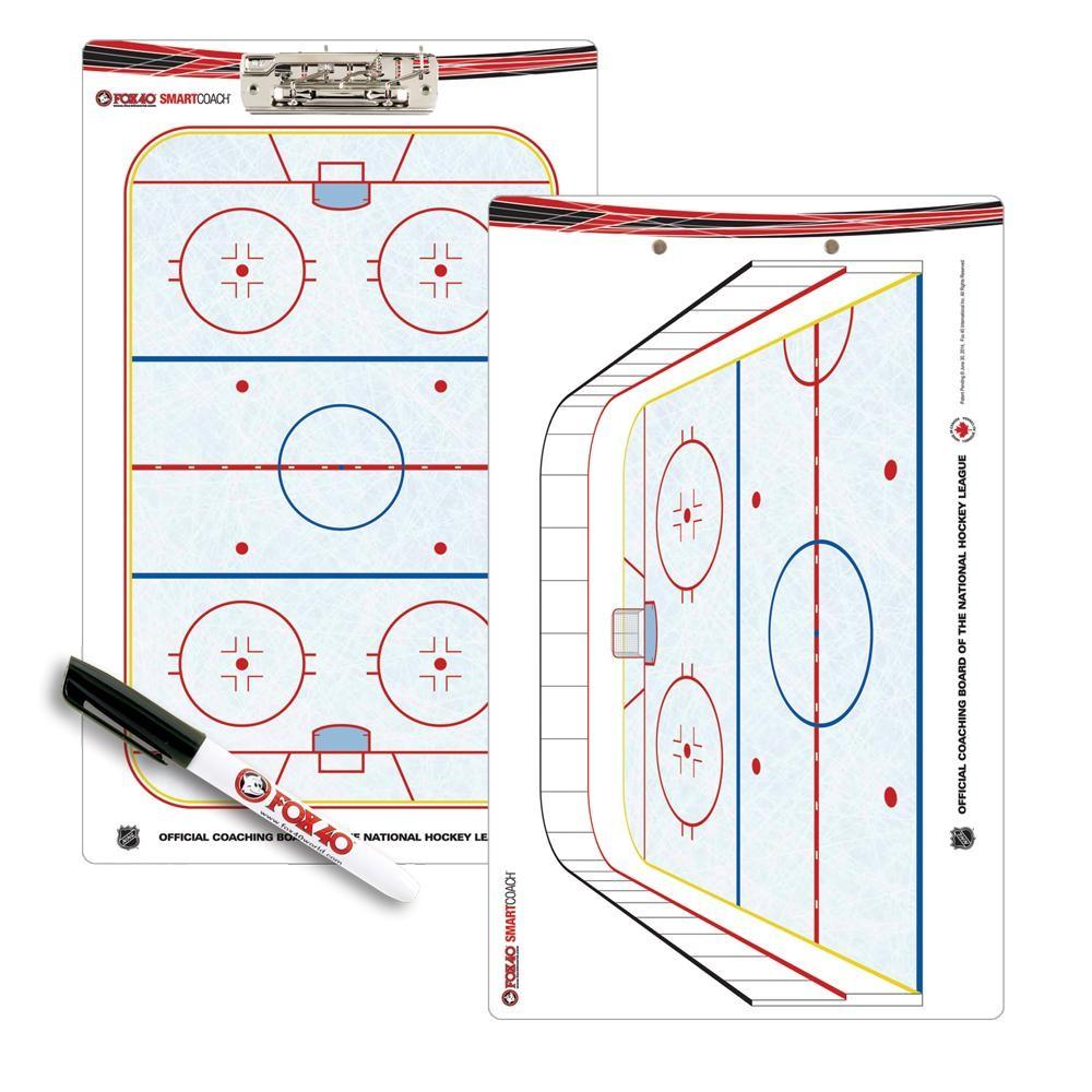 FOX 40 Smart Coach Pro Hokeja Taktikas Dēlis