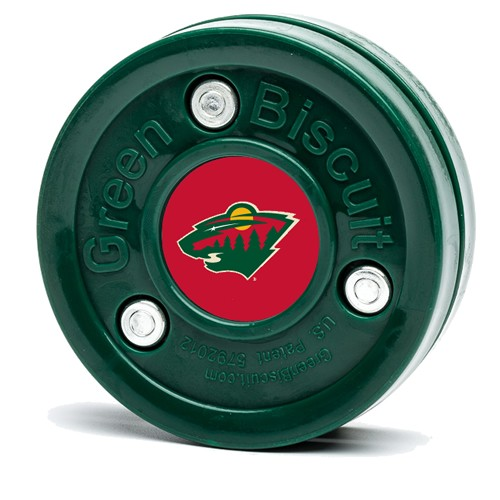 GREEN BISCUIT Minnesota Wild Off Ice Treniņu Ripa