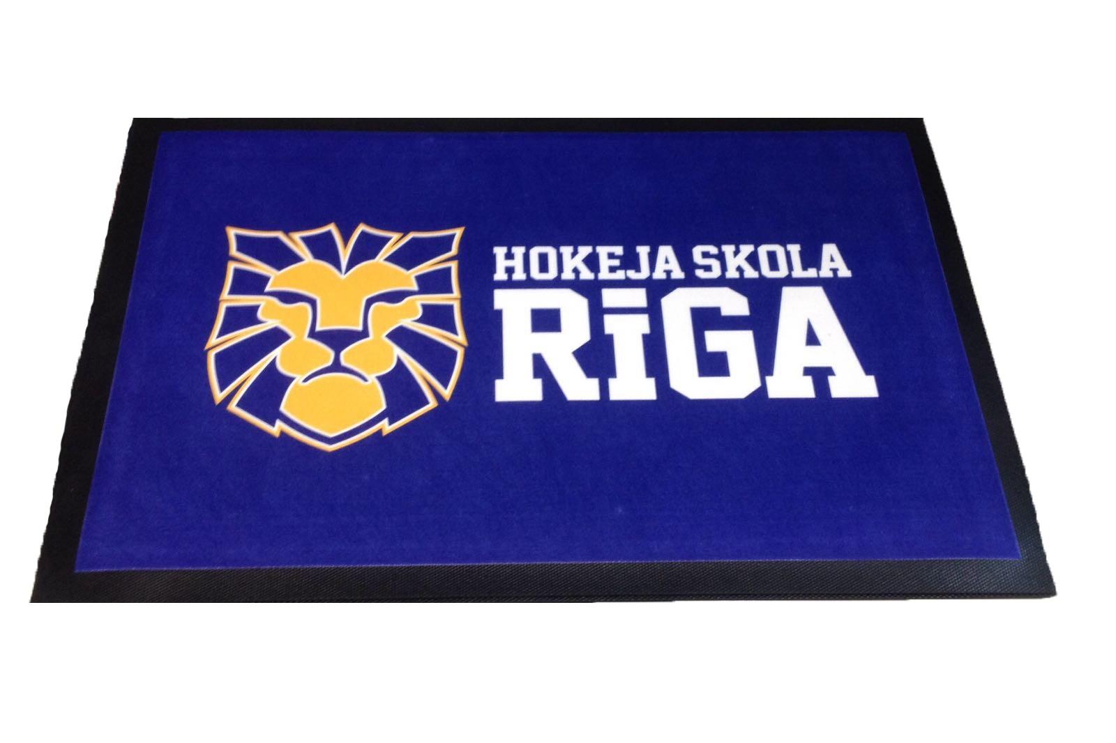 HOKEJAM.LV Hokeja Skola Rīga Hokeja Slidu Paklājs
