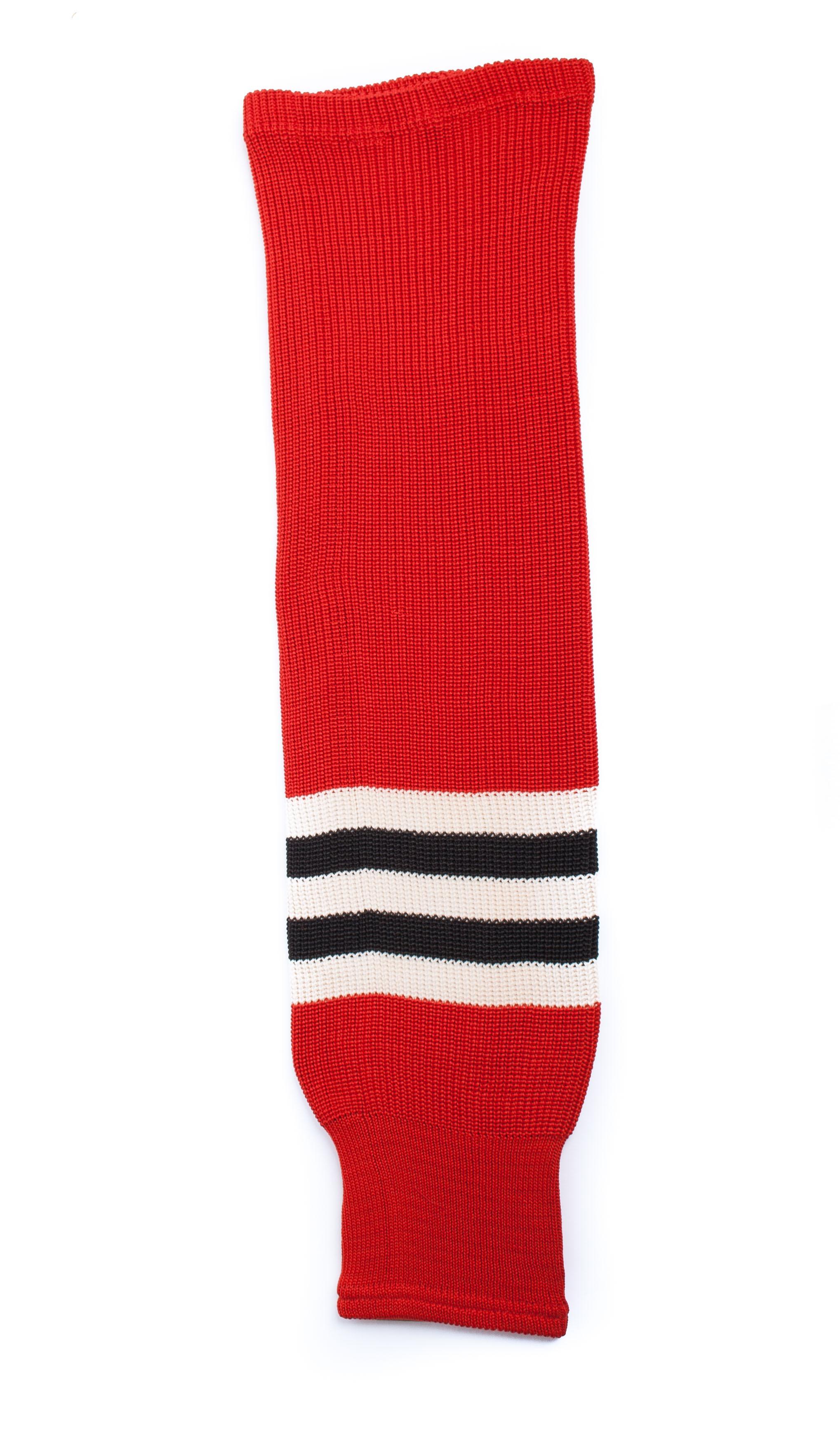 HOKEJAM.LV Knit Pieaugušo Hokeja Getras #005
