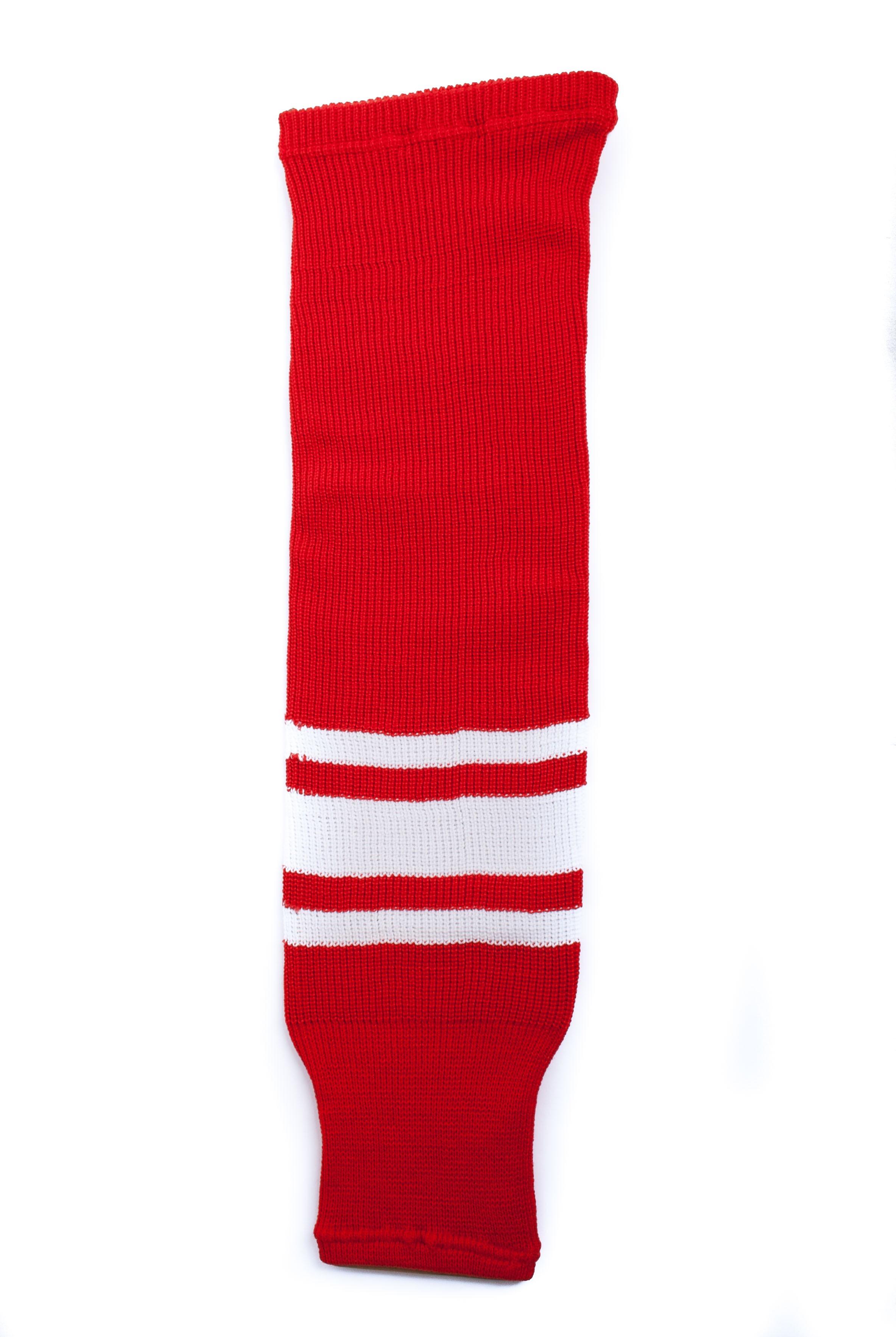 HOKEJAM.LV Knit Junioru Hokeja Getras #007