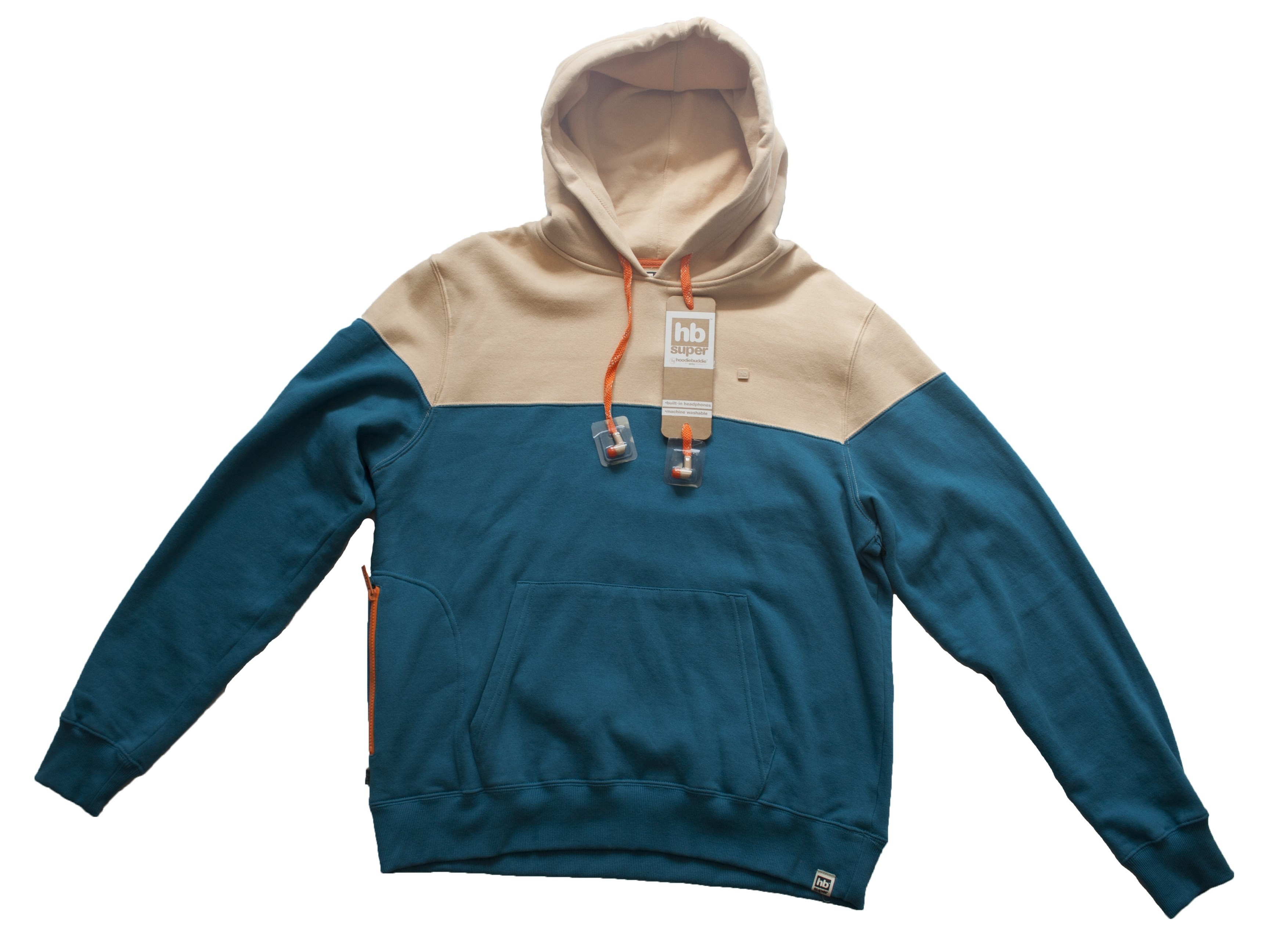 HOODIE BUDDIE Pieaugušo Džemperis ar Kapuci #3