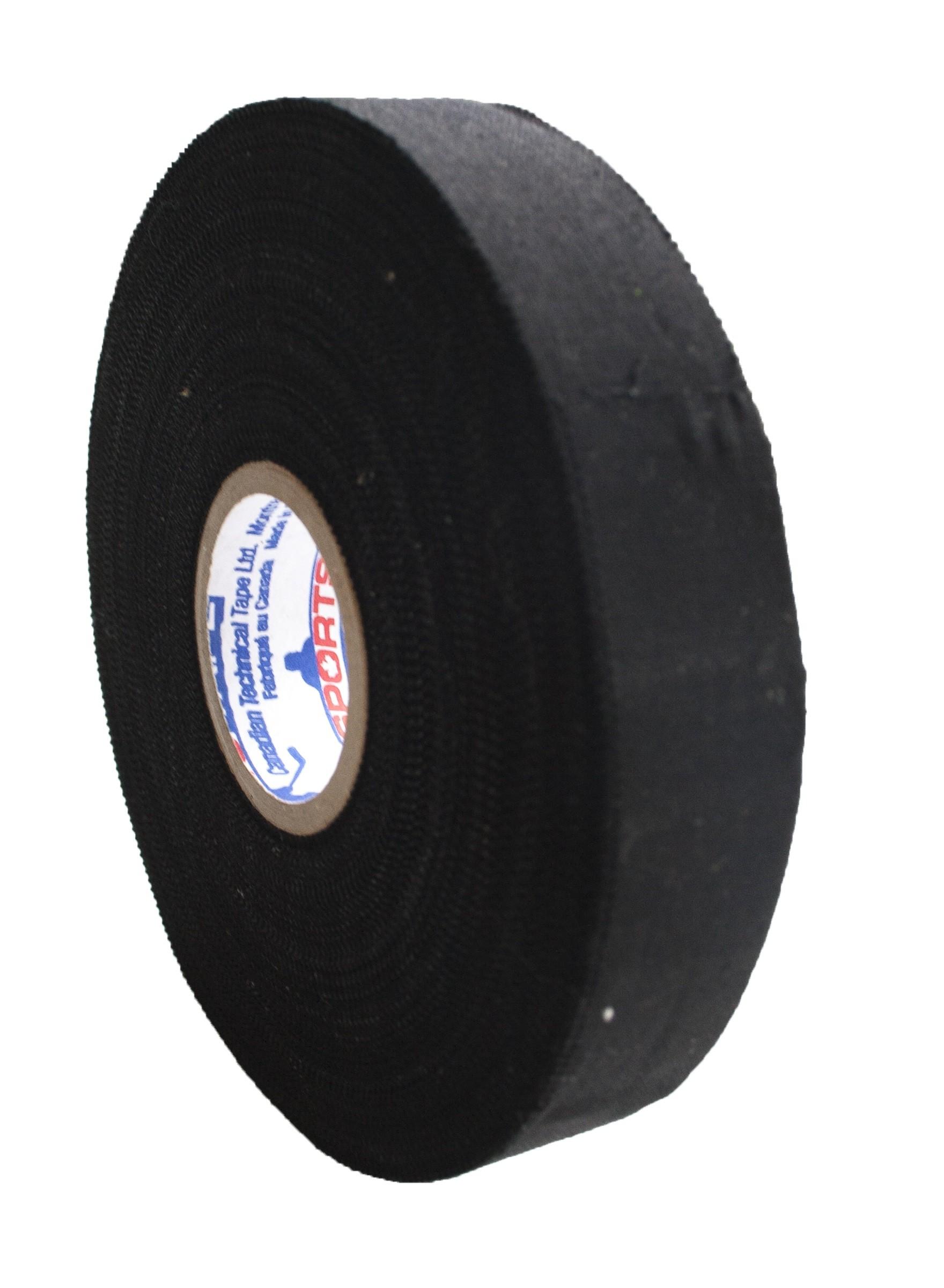 SPORTSTAPE Hockey Big Roll Nūjas Lenta Melna