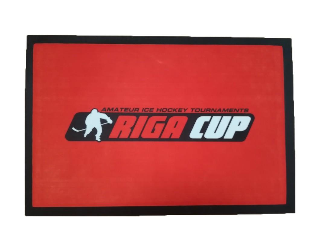 HOKEJAM.LV Riga Cup Hokeja Slidu Paklājs
