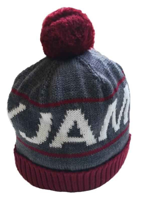 HOKEJAM.LV HockeyJam Logo Ziemas Cepure