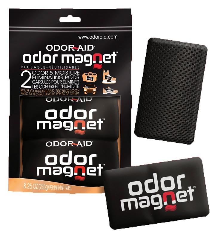 ODOR AID Magnet Pods Smakas Noņēmējs