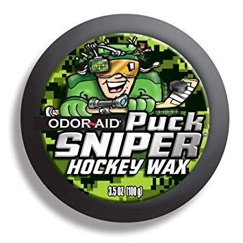 ODOR AID Puck Sniper Hokeja Nūjas Vasks