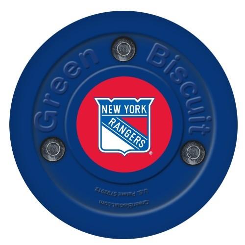 GREEN BISCUIT New York Rangers Off Ice Treniņu Ripa