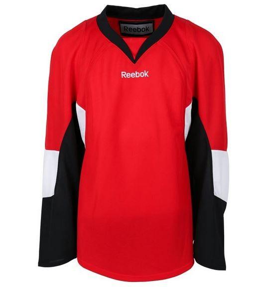 REEBOK Ottawa Senators Edge Pieaugušo Spēļu Krekls (Mājas Spēļu)