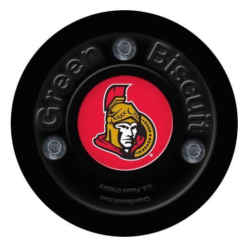 GREEN BISCUIT Ottawa Senators Off Ice Treniņu Ripa
