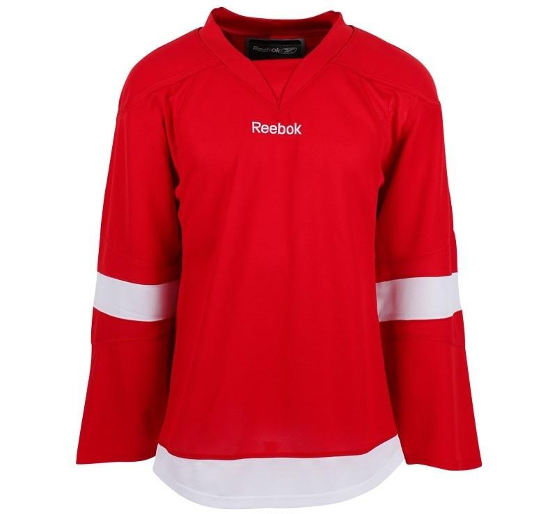 REEBOK Detroit Red Wings Edge Bērnu Hokeja Krekls (Mājas Spēļu)