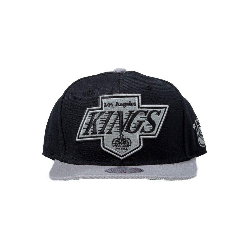 MITCHELL & NESS Los Angeles Kings Snapback Vasaras Cepure / NJ27Z