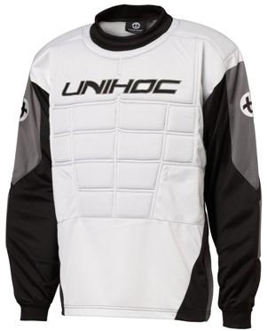 UNIHOC Sweater Blocker Junioru Florbola Vārtsarga Aizsargkrekls