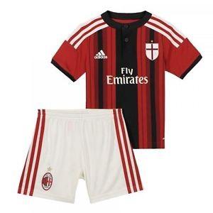 ADIDAS AC Milan Bērnu Futbola Komplekts