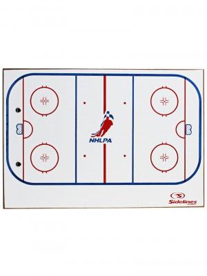 SIDELINES Carry Taktikas Dēlis NHLPA Big